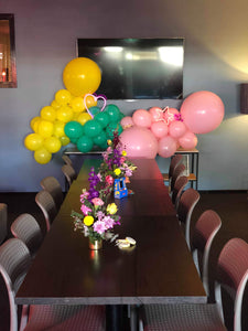 Balloon Garland 4m