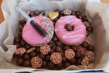 Sprinkles Donut Box