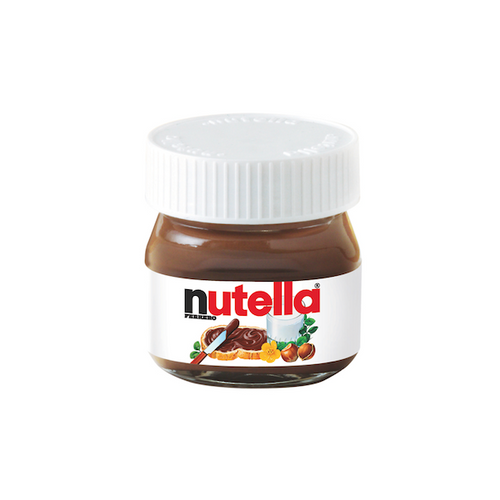 Mini Nutella Jar