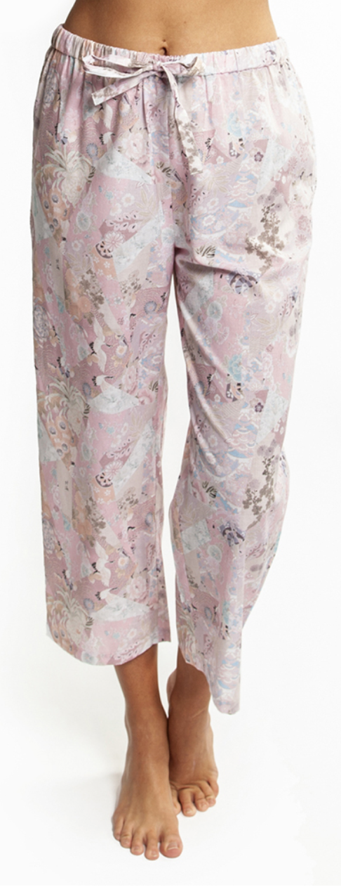 Cotton Voile Pyjama Pant Love & Lustre