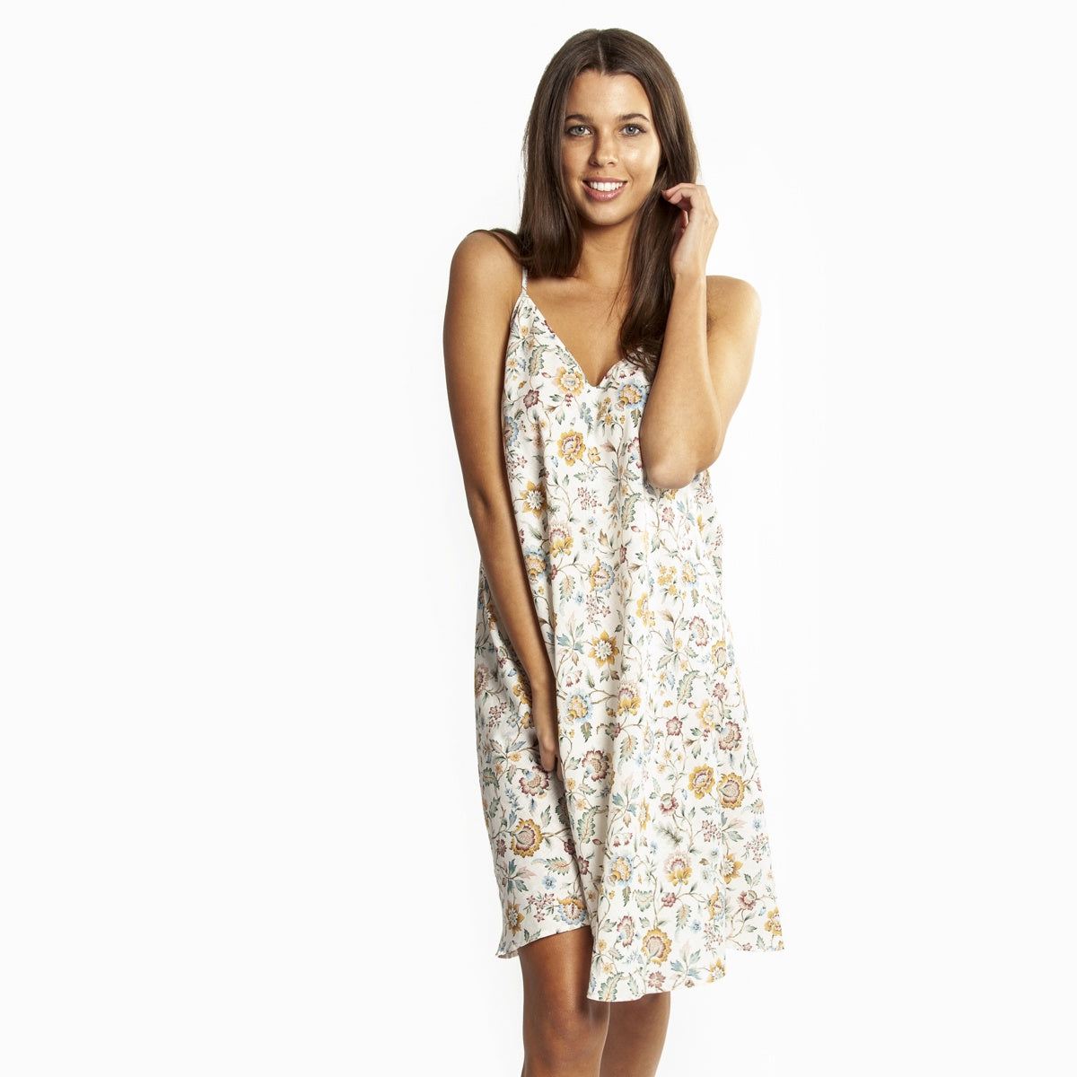 Liberty Linen Nightie