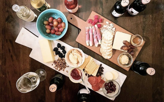 Best Snacks for a Charcuterie Board