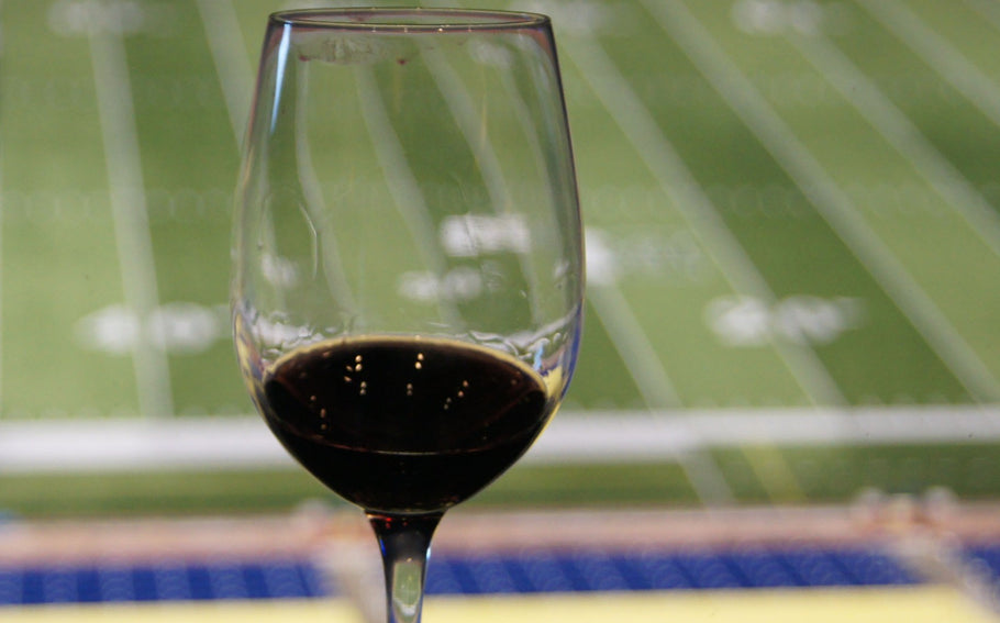 Best Wines to Pair with Game Day Party Foods