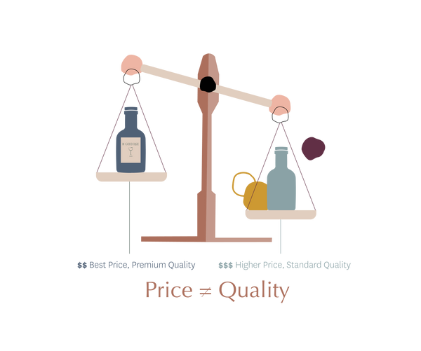 Price Does Not Equate Quality | 10 Things to Know About Wine