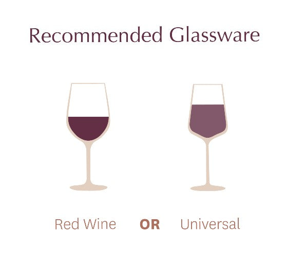 Recommended Glassware for Syrah or Shiraz