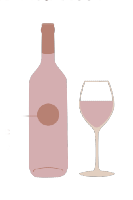 Wine Temps for Rose Wines