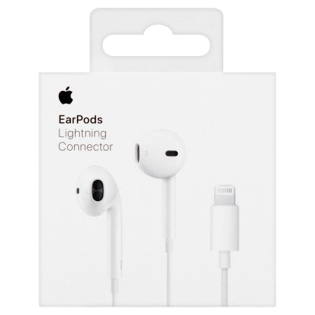 Apple iPhone Earpods with Lightning Connector