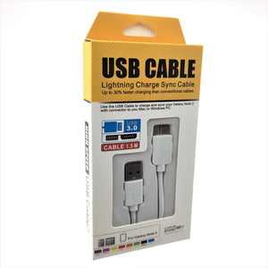 Rapid Charging USB 3 Cable - Samsung Galaxy S5/Note 3
