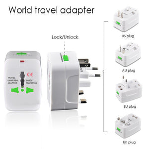 International World Travel Adapter