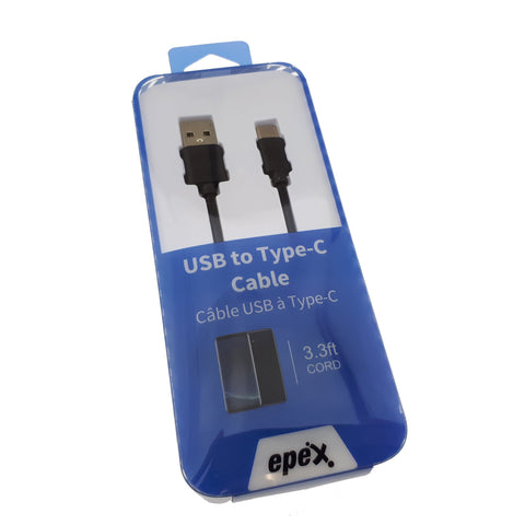 Type C to USB Charging Cable