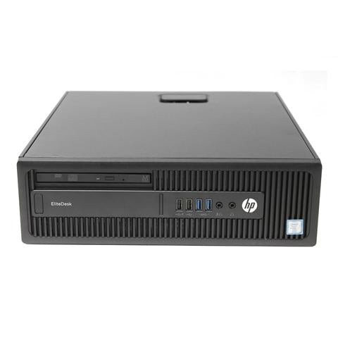 HP EliteDesk 800 G1 Desktop, Intel Core i7 , 8GB RAM, 2TB HDD, DVD, Win 10 Pro