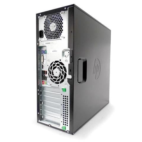 HP Workstation Z210 Tower, Intel Xeon, 8GB RAM, 500GB HDD,Win 10 Pro!
