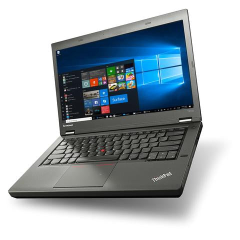 "Lenovo ThinkPad T440P,14"", 4th Gen Intel Core i7, 8GB RAM, 500GB HDD, Win10 pro"