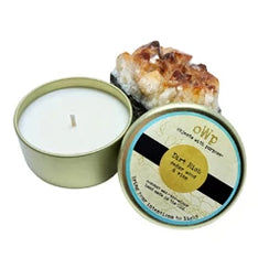 DIRT RICH, Wood & Vine, 5 oz. Tin Candle