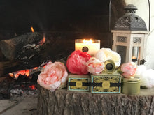 Load image into Gallery viewer, ARCHETYPE RISING, Peony Cucumber & Firewood, 1 oz. Tin Candle