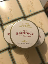 Load image into Gallery viewer, gratitude, 5 oz Tin Candle