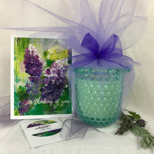 LIMITED-EDITION LILAC GIFT SET