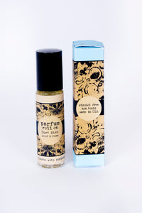 DIRT RICH, Wood & Vine, Roll-on Parfum