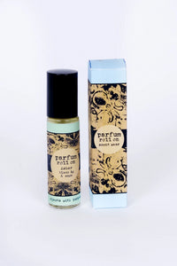 ASHER, Black Fig & Sage, Roll-on Parfum