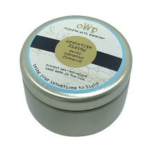 Load image into Gallery viewer, ARCHETYPE RISING, Peony Cucumber & Firewood, 5 oz. Tin Candle