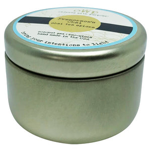 FRANCESCA'S CHAI, Chai Tea Spices, 5 oz. Tin Candle