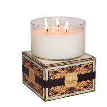 Load image into Gallery viewer, ASHER, Black Fig & Sage, Large Glass Candle