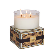 Load image into Gallery viewer, FRANCESCA'S CHAI, Chai Tea Spices, Large Glass Candle