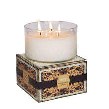 Load image into Gallery viewer, ARCHETYPE RISING, Peony Cucumber & Firewood, Large Glass Candle