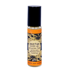 ANTONIA'S TURN, Patchouli Sandalwood & Tuberose, Roll-on Parfum