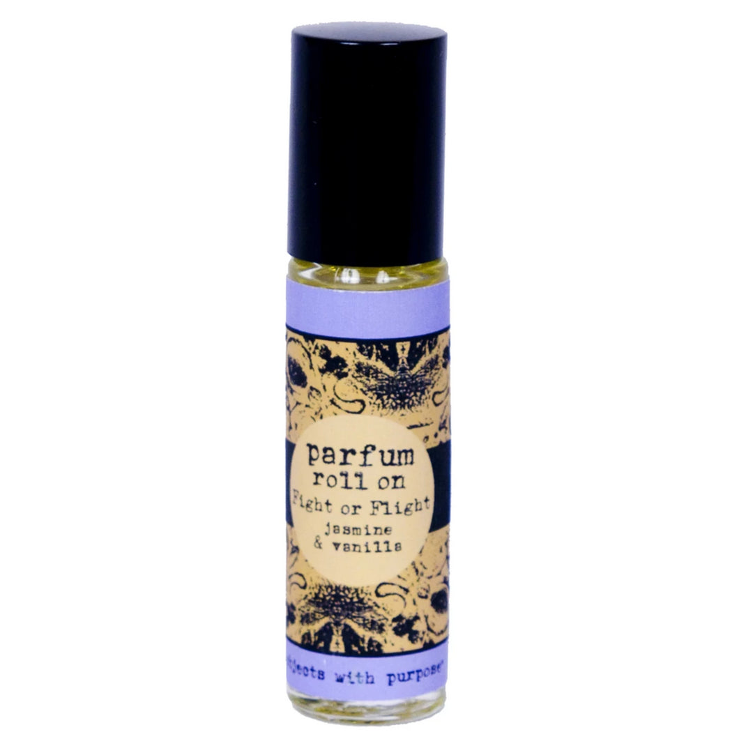 FIGHT OR FLIGHT, Jasmine & Vanilla, Roll-on Parfum