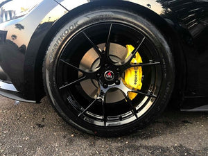 Project 6GR - TEN (S550 Fitment)