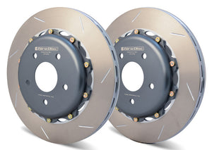 Girodisc Floating 2-Piece Rotors - Corvette