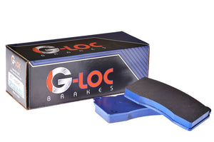 "G-LOC Brake Pads, 10-14 Mustang<br>(14"" Brembo Equipped)"