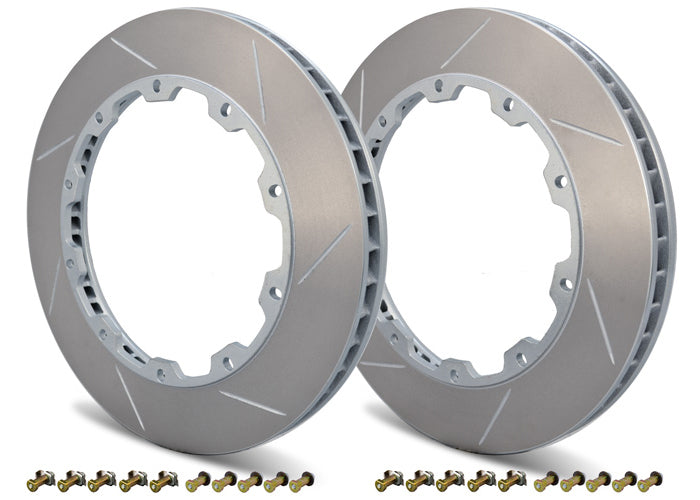 Girodisc Floating 2-Piece Rotor Ring Replacements - Corvette