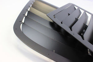 Ford Fiesta hood vents