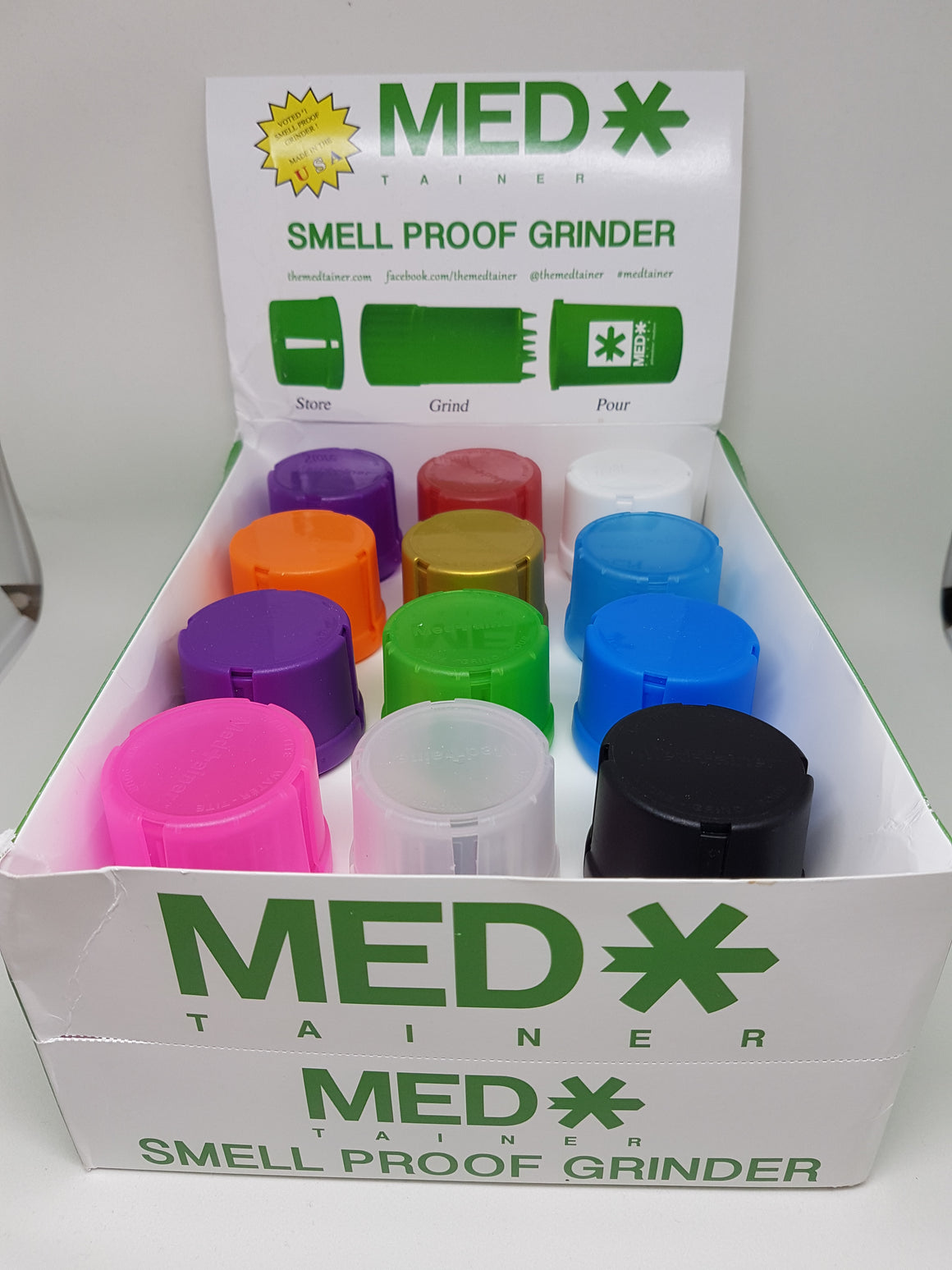 MED TAINERS