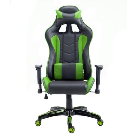 Image of Giantex Gaming Racer Chair with Ergonomic Backrest with Arm Height Adjustment