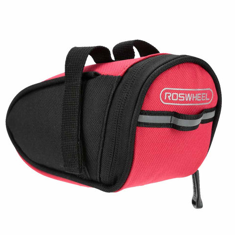 Image of Bike Back Seat Storage Bag