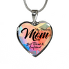 """My Precious Mom, My Best Friend & Confident"" Necklace or Bracelet"