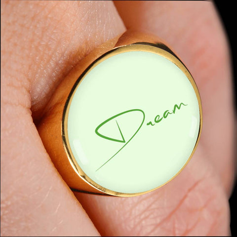 Image of Dream Signet Ring