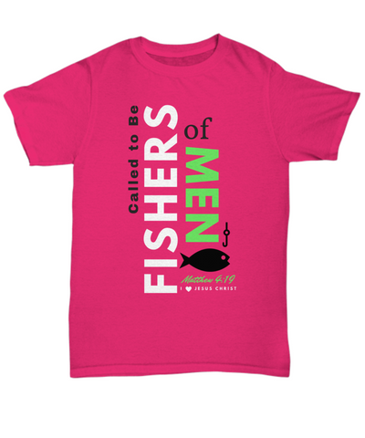 "Image of Called to Be ""Fishers of Men"" T-shirt"