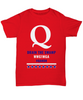 Q Drain the Swamp WWG1WGA Qanon T-Shirt