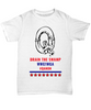 Q Drain the Swamp Pipe WWG1WGA Qanon T-Shirt
