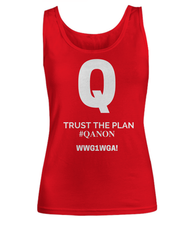 Image of Q - Trust the Plan- WWG1WGA - #QANON