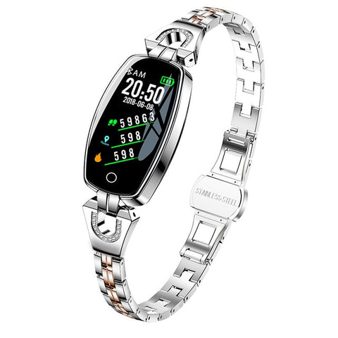 Image of Woman H8 Fitness Sport  Smart Watch Bracelet