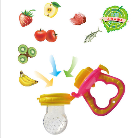 Image of Custom Baby Food Feeder