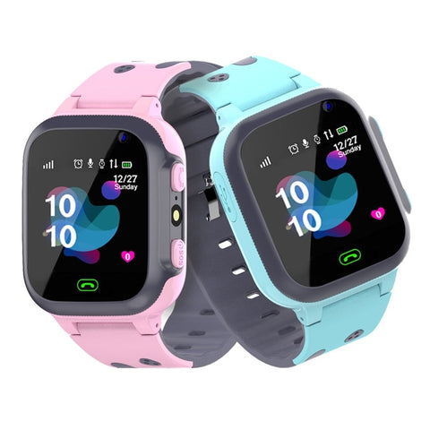 Image of Kids Smart Waterproof Watch with SOS Location Tracker