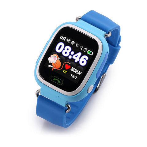 Kids Smart Watch, GPS Locator, Phone with Wifi and Touch Screen