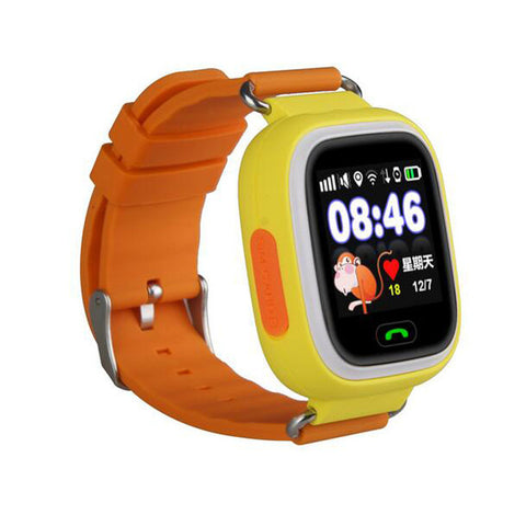 Image of Kids Smart Watch, GPS Locator, Phone with Wifi and Touch Screen