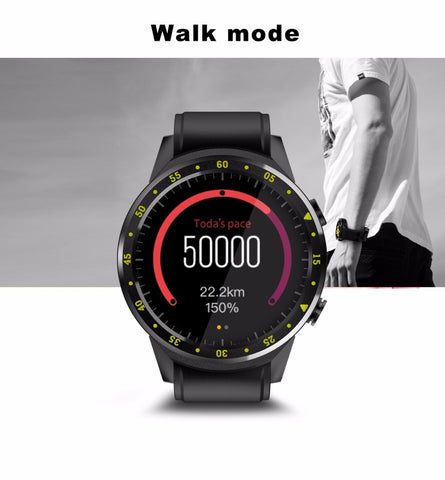 Smart Watch GPS Multi-sport Mode SIM Card Pedometer
